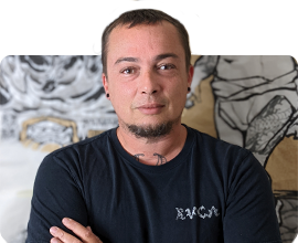ArtCastleTattoo | Tattoo Artiest: Victor