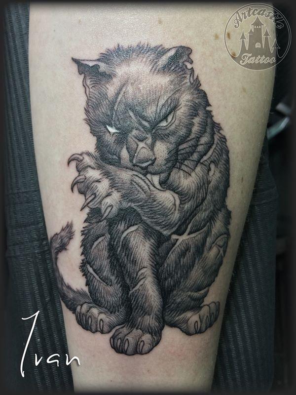 ArtCastleTattoo Tattoo ArtiestIvan